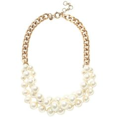 J.Crew Twisted pearl necklace ($125) ❤ liked on Polyvore featuring jewelry, necklaces, accessories, twisted pearl necklace, j crew jewelry, pearl jewellery, adjustable necklace and pearl necklace