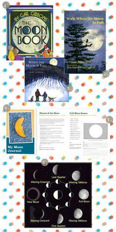 Moon Spotting