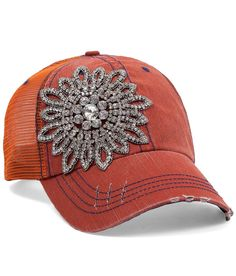 Olive & Pique Bling Trucker Hat - Women's Hats | Buckle.com