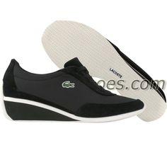 71458b600 Lacoste Womens Arbonne SRW (black) Shoes 719SRW1813024