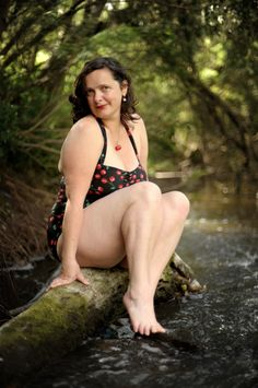 I'm 80kg, size 16 and I love my body: Deveny on http://www.mamamia.com.au
