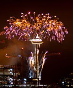 fireworks in seattle - Google Search