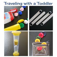 traveling with a toddler activity ideas