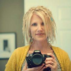 Short hair dreads.  http://www.debsphotographs.com/photoblog/wp-content/uploads/2010/05/6-months.jpg