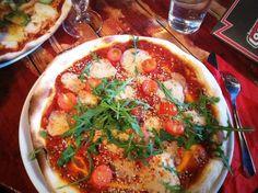Loosister ja kaupungin herkuin vegaanipizza - (pikkuseikkoja) | Lily.fi