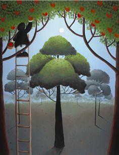 atlasgalleries art_work Love Picker   Mackenzie Thorpe