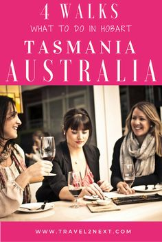 Four fun walking tours in Hobart, Tasmania. Tasmania is the southernmost state of Australia. Australia Destinations, Australia Tourism, Australia Photos, Visit Australia, Working Holidays, Largest Countries, Countries Around The World, Great Barrier Reef, Tasmania