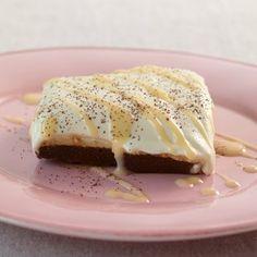 Brownie-Tiramisu mit Eierlikör #nachtisch