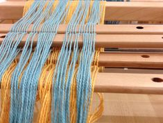 warping for double weave