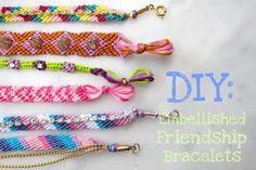 diy braclets | DIY Friendship Bracelets 2.0 « Constellation Inspiration
