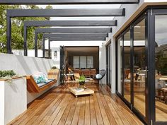 Outdoor Alfresco Designs With Pergola