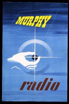 Murphy Radio Poster