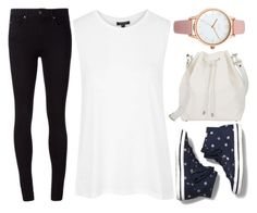 """""""184 // from the shadow of my doubt //"""" by santhiyarabart ❤ liked on Polyvore featuring mode, Keds, Topshop, Oasis et Proenza Schouler"""