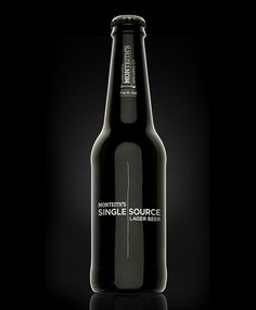 Single Source lager beer