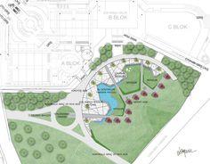 #Landscape #Design #Project Doruk G. ÖZKAN