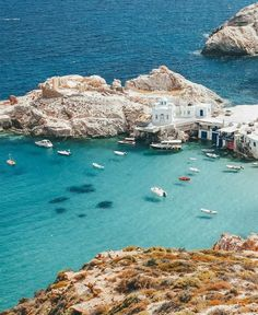 Greece, famous for its cobalt blue seas, whitewashed houses and rustic fish restaurants by the ports, comprises of over 6000 islands in the Aegean and Ionian seas. Yet we only hear about a handful of these beautiful islands. Here are some others that most people have never heard of before. #travel #greece #islands #greekislands #holiday #bestgreekislands Cool Places To Visit, Places To Travel, Places To Go, Travel Destinations, Dream Vacations, Vacation Trips, Vacation Travel, Hawaii Travel, Time Travel