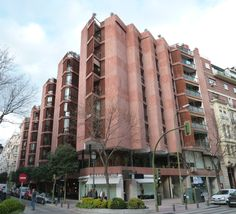Coderch | Il Girasol, Madrid