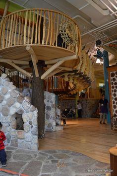 Madison Children's Museum - Madison, WI - Kid friendly activity reviews - Trekaroo