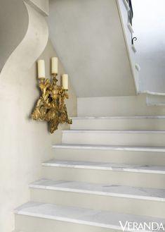 marble stair by mcalpine tankersley