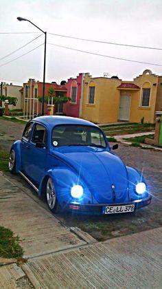 brought to you by agents of at in Eugene, Oregon. Volkswagen Beetle Vintage, Auto Volkswagen, Beetle Car, Blue Beetle, Ferdinand Porsche, Vw Bugs, German Look, Carros Vw, Vw Modelle