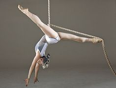Simple and elegant rope move