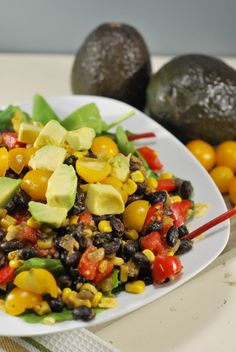Healthy Mexican Rice Bowl
