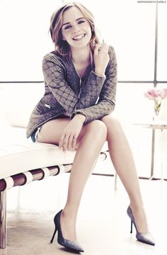 Emma Watson - how is she so versatile and perfect in every look?!