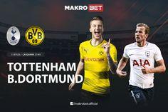 Tottenham – Borussia Dortmund UEFA #ŞampiyonlarLigi H gurubunda en zorlu mücadelelerden biri bugün #Tottenham ile #BorussiaDortmund arasında oynanacak. Geçtiğimiz yıl çok iyi bir çıkış yakalayan ve uzun süre şampiyonluğu kovalayan Tottenham, gurubun ilk maçında saha ve seyirci avantajı ile kazanarak iyi bir başlangıç yapabilecek mi. Diğer etkinliklerimiz ve maç esnasında #Canlıbahis seçeneklerimiz ile #Enyüksekbahisoranları #Makrobet'te sizlerle. Tottenham (2,32) – Beraberlik (3,50) –…