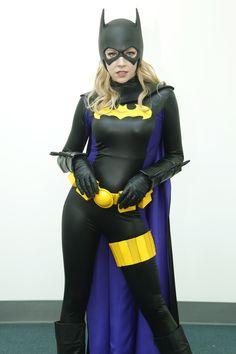 Character: Batgirl (Stephanie Brown) / From: DC Comics 'Detective Comics' & 'Batgirl' / Cosplayer: Briana Roecks (aka Briana Darling) / Event: San Diego Comic Con Batgirl Cosplay, Dc Cosplay, Cosplay Girls, Cosplay Costumes, Cosplay Ideas, Adult Costumes, Batman Girl, Batman And Batgirl, Geek Girls