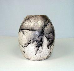 Ceramica japonesa en tecnica Raku