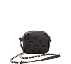 SMELL THE ROSES CROSSBODY: Betsey Johnson