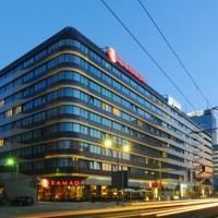 Ramada Hotel Berlin-Alexanderplatz Berlin, Multi Story Building