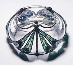 Drageoir, Art Nouveau