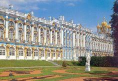 Winterpaleis in Sint Petersburg. Woonplaats van de tsarenfamilie Romanovs
