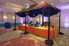 Yves Saint Laurent's Moroccan Hideaway Inspires Alliance Francaise Gala
