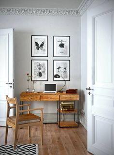 Biurko, konsolka czy komoda każdy z tych mebli będzie się dobrze prezentował w tym wnętrzu. Stworzyliśmy je na podstawie prawdziwego mieszkania po to aby meble prezentował się jak tylko się da realistycznie.