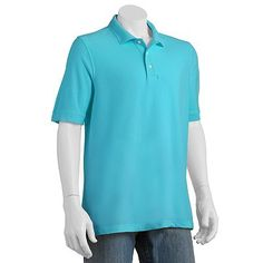 Croft and Barrow Pique Polo - Men #tagfree #polo #cotton - $9.99 - #rainbowofcolors