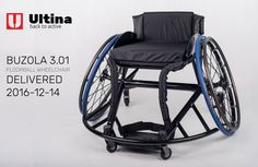 Ultina back to active - floorball wheelchair Sports Wheelchair, Wheelchairs, Baby Strollers, Manual, Baby Prams, Strollers, Stroller Storage