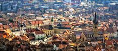 Sibiu Walking Tour - The best opportunity to explore the city with a local tour guide! Sibiu Romania, Local Tour, Walking Tour, Paris Skyline, City Photo, Dolores Park, Beautiful Places, Places To Visit, Explore