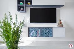 Modern TV Unit Design: High on Style & Functionality