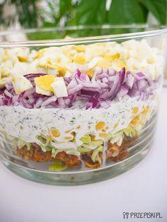 Pasta Salad, Tzatziki, Acai Bowl, Cereal, Breakfast, Ethnic Recipes, Food, Crab Pasta Salad, Acai Berry Bowl