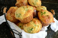 A delightful savoury muffin that makes a great snack for morning/afternoon tea or a take-and-go breakfast on the run. Please use a firm style feta cheese for this recipe. Serve warm. Recipe makes 10-12 muffins.This recipe was an entry in the RSC#11 comp. You can add more feta cheese if you wish