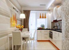 Картинки по запросу кухня 9 метров дизайн