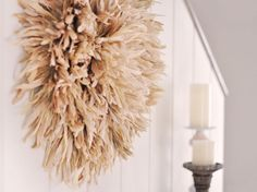 DIY Feather Wall Art Tutorial