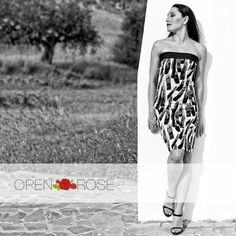#black #and #white #power #fashion # # www.openrose.gr #Twitter