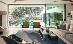Designed by Paz Gersh Architects in Ramat HaSharon