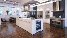 Gaggenau está especializada en el diseño y producción de ... #appliances #gaggenau #kitchen Pinned by www.modlar.com