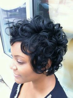Short do. To learn how to grow your hair longer click here - http://blackhair.cc/1jSY2ux