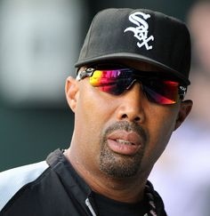 Chicago White Sox Harold Baines by Keith Allison, via Flickr