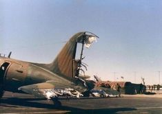 On 1 May 1986, a South African Air Force Dakota while on a flight to Ondangwa at about 8000 ft was hit with a soviet SAM-7 shoulder fired surface to air missile. The explosion ripped off most of the Dakota's tail. To add additional pressure to the crew, the Dakota was full of military VIP passengers including the Chief of the Army.